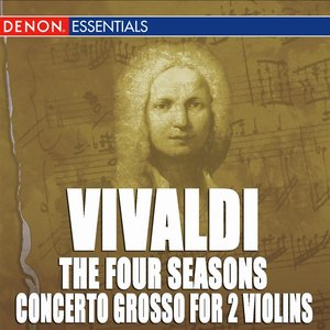 Vivaldi: Four Seasons ( No. 22, Op. 8, 1 ), Concerto Grosso for 2 Violins, RV 565 & 4 Violins, RV 580