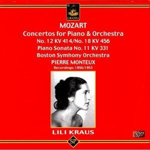 Mozart Concertos for Piano & Orchestra