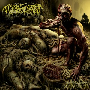 The Slow Decay of Infested Flesh