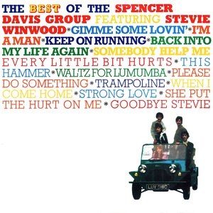 The Best of the Spencer Davis Group featuring Stevie Winwood