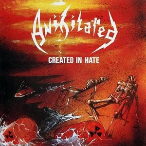 Created In Hate