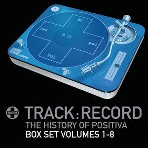 Positiva Presents.....Track Record: The Complete Box Set - Volume 1- 8