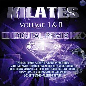 Kilates 1 Digital Remixes by DJ Wheel Master