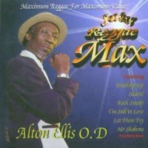 Jet Star Reggae Max - Alton Ellis