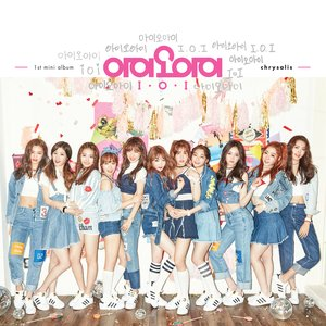 I.O.I 1st Mini Album 'Chrysalis'