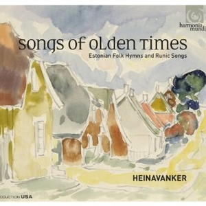 Songs of Olden Times: Estonian Folk hymns