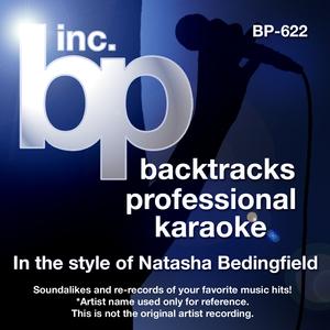 Karaoke - In the Style of Natasha Bedingfield (Karaoke Version) - Single