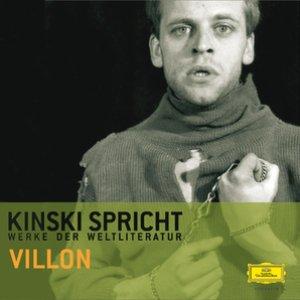 Kinski spricht Villon