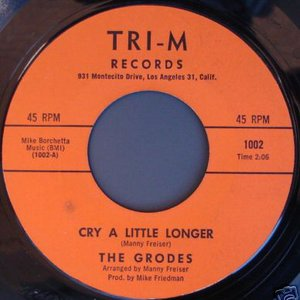 Cry a Little Longer / She's Got What It Takes