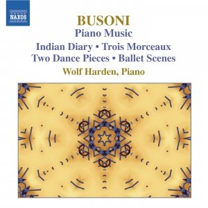 BUSONI: Piano Music, Vol. 3