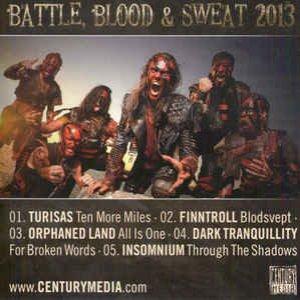 Battle, Blood & Sweat 2013