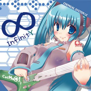 Avatar for cosMo feat. 初音ミク