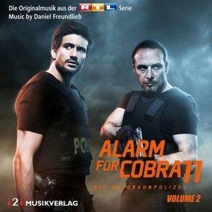 Alarm für Cobra 11, Vol. 2 (Die Originalmusik aus der RTL Serie) [Original Score]