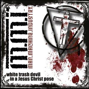 White Trash Devil in a Jesus Christ Pose