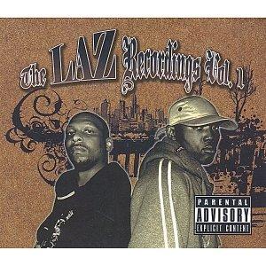 The LAZ RECORDINGS Vol. 1