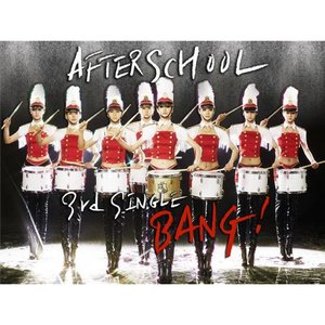 Afterschool 3rd Single BANG