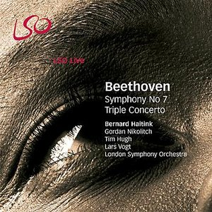 Beethoven: Symphony No 7 & Triple Concerto