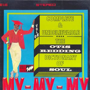 The Otis Redding Dictionary of Soul