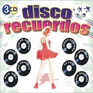 Disco Recuerdos - 44 Maravillosas Canciones De Los Años 60's Y 70's