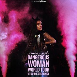 Dangerous Woman Tour: Studio Experience