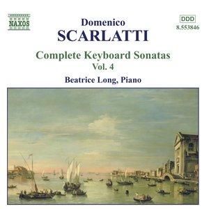 Scarlatti, D.: Keyboard Sonatas (Complete), Vol. 4