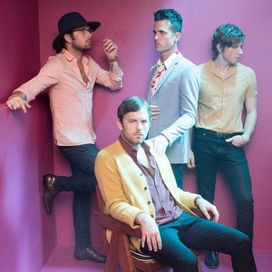 Kings of Leon photo provided by Last.fm