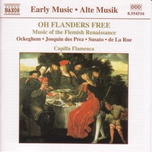 Image for 'Oh Flanders Free: Music of the Flemish Renaissance'