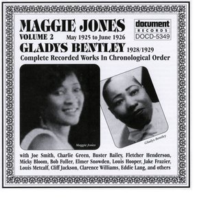 Maggie Jones Vol. 2 (1925-1929)