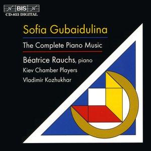 Gubaidulina, S.: Piano Music (Complete)