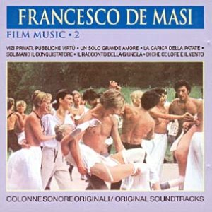 Francesco De Masi Film Music Vol. 2
