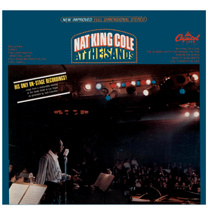 Nat King Cole - At The Sands [live] - Zortam Music