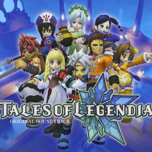 Tales of Legendia Original Soundtrack