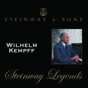 Wilhelm Kempff: Steinway Legends