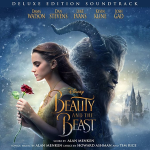 Poster for Beauty and the Beast (Original Motion Picture Soundtrack/Deluxe Edition) by Various Artists