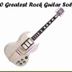 Imagem de '100 Greatest Guitars Solos'