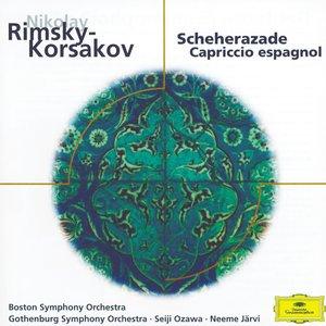 Rimsky-Korsakov: Scheherazade, Op. 35; Capriccio espagnol, Op. 34
