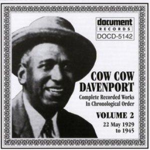Cow Cow Davenport Vol. 2 (1929-1945)