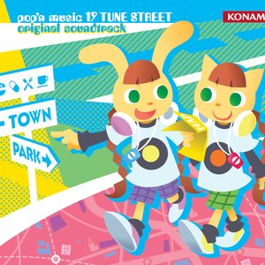 pop'n music 19 TUNE STREET Music Selection