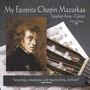 My Favorite Chopin Mazurkas