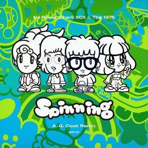 Spinning (A. G. Cook Remixes)