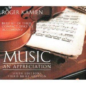 Music: An Appreciation, Sixth Brief Edition
