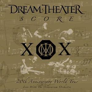 Dream Theater - Score - 20th Anniversary World Tour (disc 1) - Zortam Music