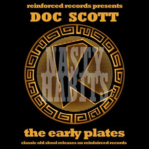 Reinforced Presents Doc Scott - The Early Plates