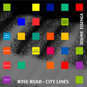 Image for 'Rose Road - City Lines'