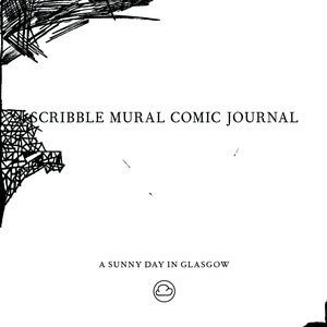 Scribble Mural Comic Journal