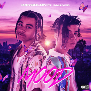 24kGoldn - Mood (feat. Iann Dior)