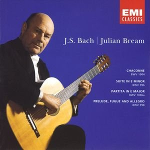 J. S. Bach: Lute works
