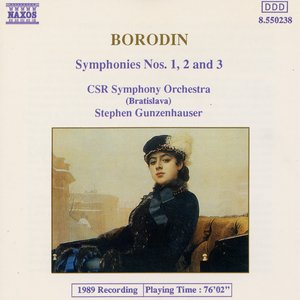 Borodin: Symphonies Nos. 1, 2 and 3