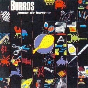Jamón De Burro