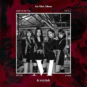 """G-reyish - 1st Mini Album """"M"""""""